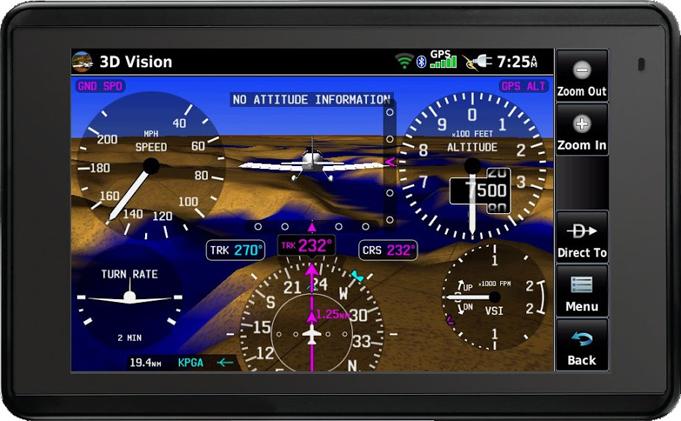 3D Vision Garmin Area 660 GPS Review