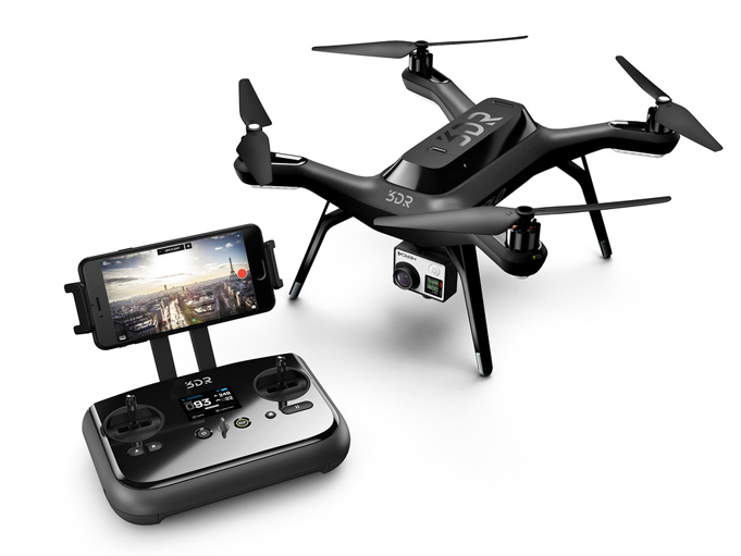 3dr solo quadcopter camera drone sale