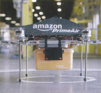 Amazon PrimeAir Drone Delivery