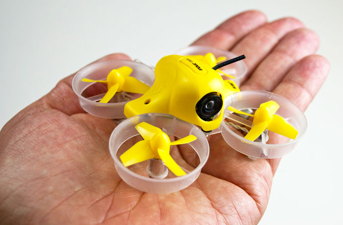 Blade Inductrix tiny drone