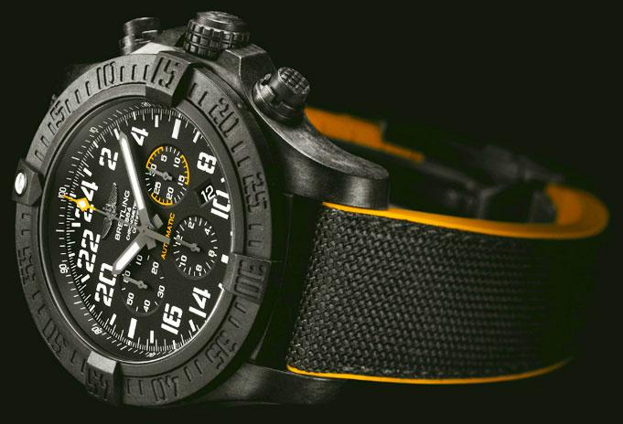 Breitling-Avenger-Hurricane-Pilot-Watch