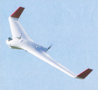 Burrito Bomber Delivery Drone