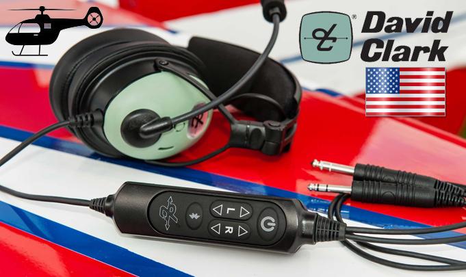 Buy David Clark ONE-X best pilot headset cheap
