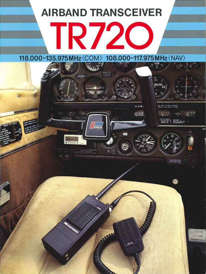 Communications Specialists TR-720 transceiver review