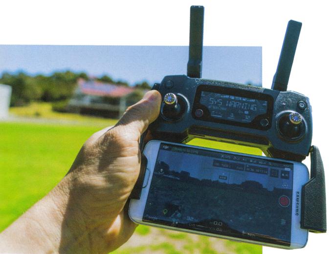 DJI Mavic Pro Flight Controller