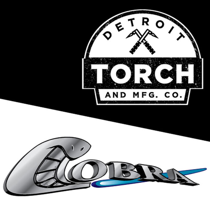 Detroit torch Cobra DHC 2000 gas welding torch