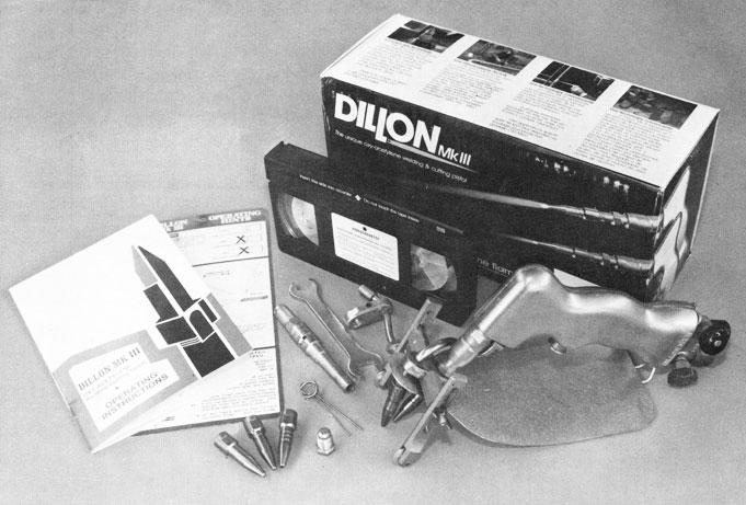 Dillon Mk 3 gas welding torch