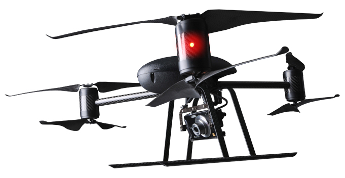 Draganflyer X6 Rescue Drone
