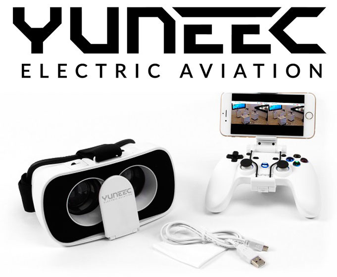 FPV-Controller-Kit-Quadcopter-Yuneec-Breeze-4K