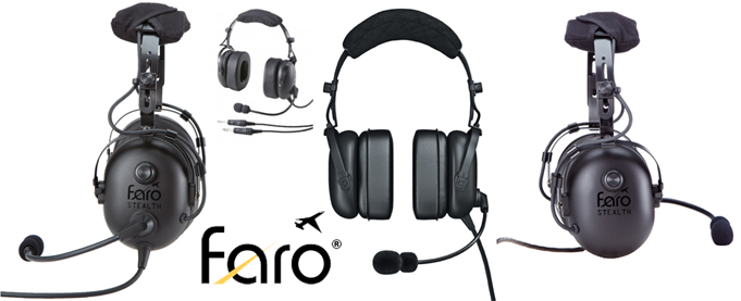 Faro Stealth Headsets For Sale