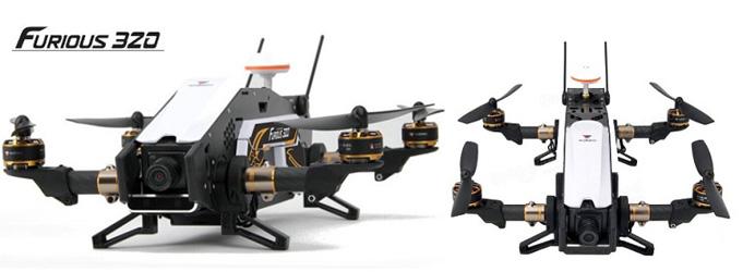 Furious 320 racing drone