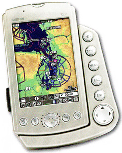 GARMIN aviation PDA