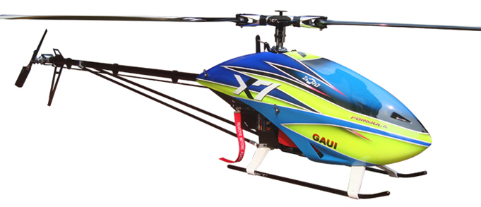Gaui competition RC Helicopter