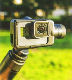 GoPro dorne camera