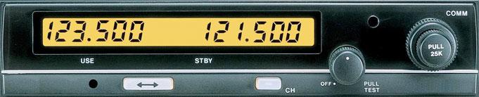 ICOM IC A200 VHF transceiver