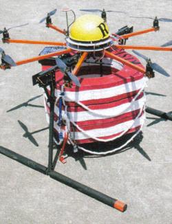 Lifesaver Drone