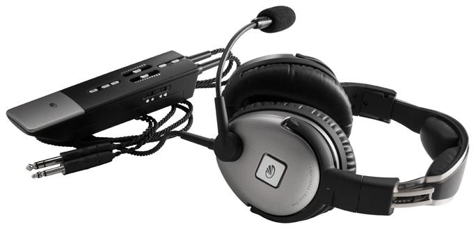 Lightspeed Zulu PFX Pilot Headset For Sale Online