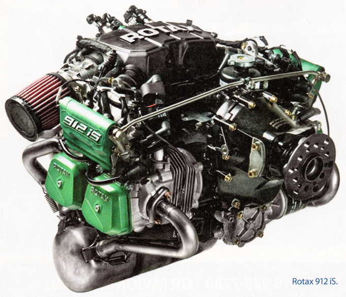 New Rotax engines