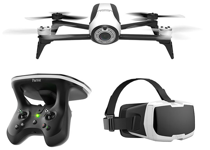 Parrot Bebop 2 FPV Pack review