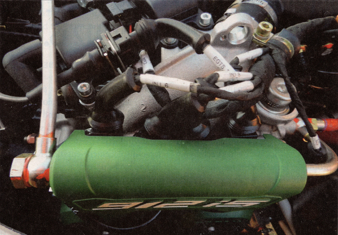 The Rotax 912 Aircraft Engine