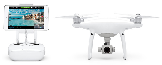 Phantom 4 pro camera filming drone review