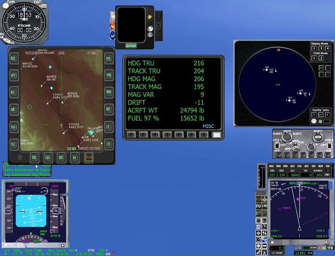 Portable Flight Avionics