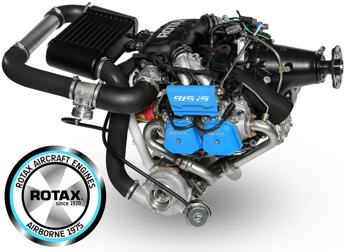 Rotax 915 iS Engine