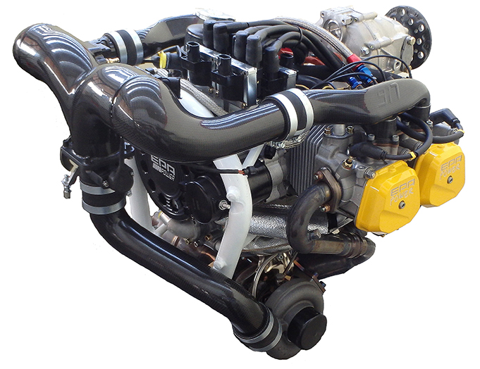 Rotax 917 carbon fiber