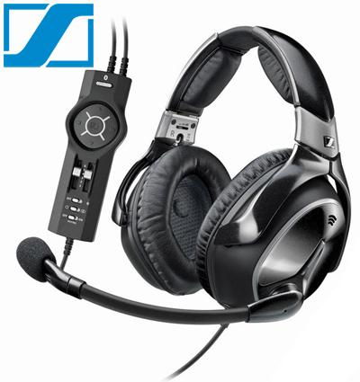 Sennheiser S1 Pilot Headsets