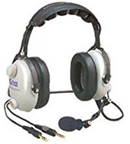 Softcomm C-60 pilot headset