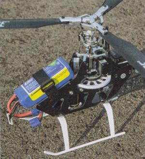 Spektrum BeastX AR7210BX RC Helicopter