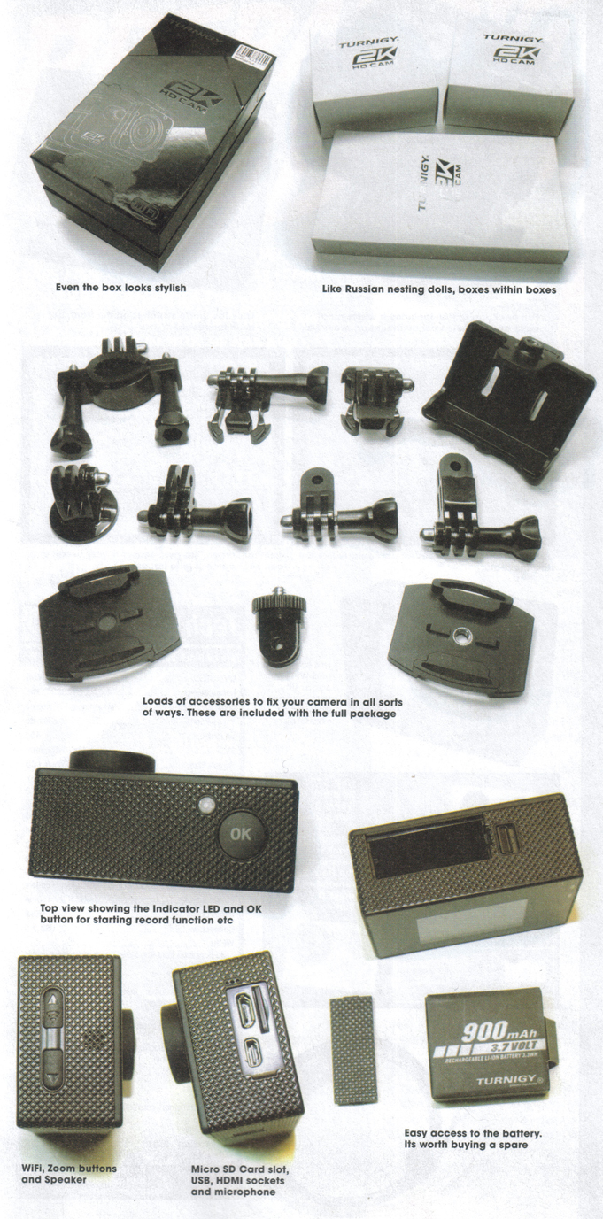 Turnigy camera accessories