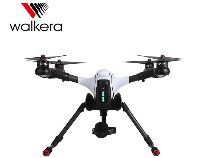 Walkera VOYAGER 4 4K HD Camera GPS F18 Transmitter RC Quadcopter RTF Camera Drone