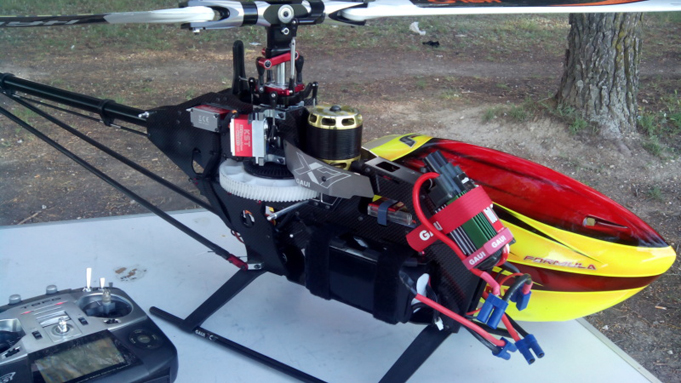 X7 RC Helicopter For Sale