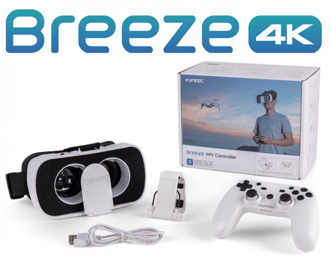 breeze 4k fpv controller