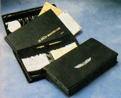 master logbook case