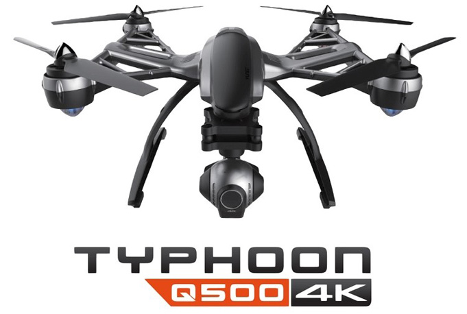 yuneek typhoon q500 4k drone review