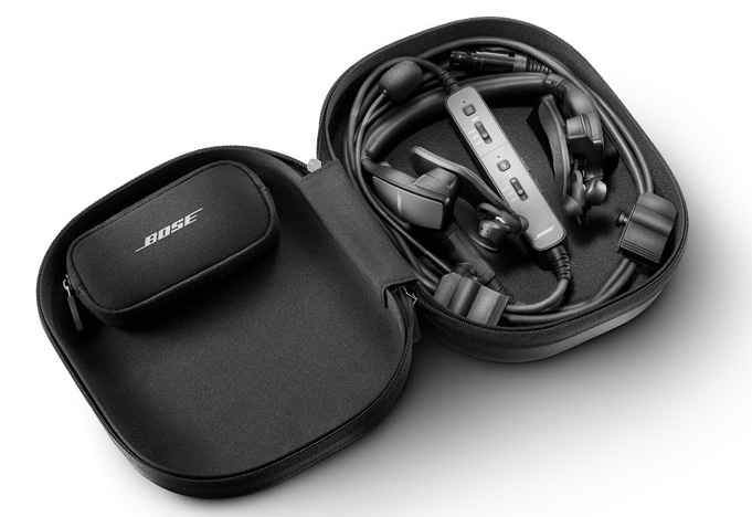 new bose proflight headset review