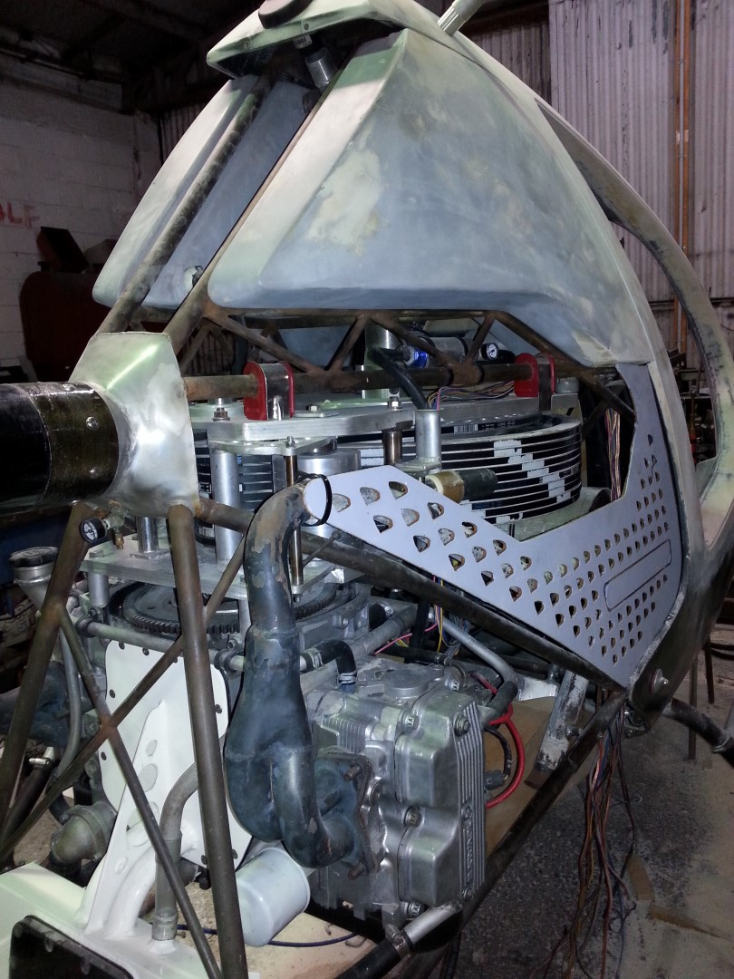 <h5>Blowfly helicopter engine bay view</h5><p>Panel mockups Blowfly helicopter engine bay view</p>