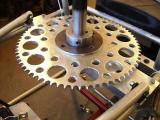 <h5>Rotorshaft sprocket</h5><p></p>