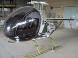 <h5>Aerokopter helicopter assembly</h5>