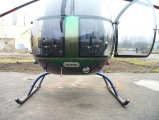 <h5>Aerokopter helicopter front view</h5>