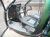 <h5>Aerokopter helicopter floorpan</h5>