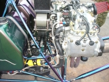 <h5>Aerokopter helicopter Subaru engine</h5>