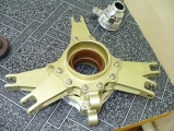 <h5>Aerokopter helicopter swashplate</h5>