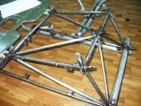 <h5>Aerokopter helicopter sub frame</h5>
