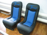 <h5>Aerokopter helicopter seats</h5>