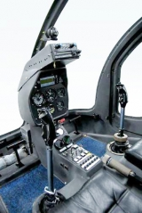 <h5>Dragonfly helicopter cockpit</h5>