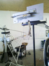 <h5>Main rotor blade alignment jig</h5><p>																	</p>