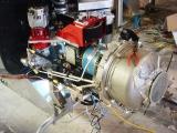 <h5>Mosquito APU turbine installation close up</h5><p></p>